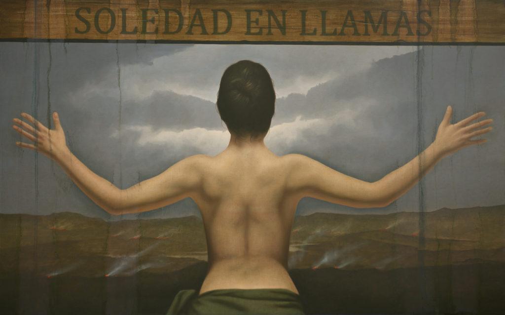 34 Santiago Carbonell. Soledad en llamas